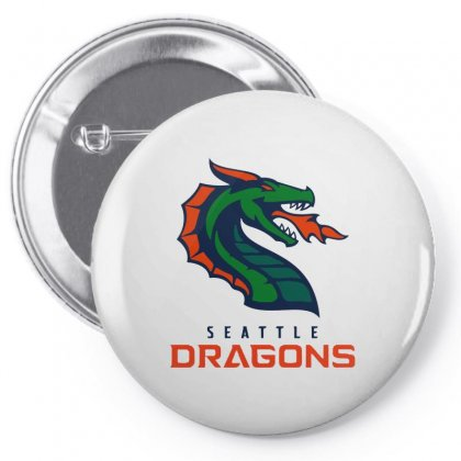 Awesome Dragons Pin-back Button Designed By Just4you