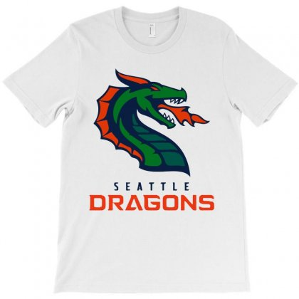 Awesome Dragons T-shirt Designed By Just4you