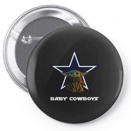 Baby Cowboys Pin-back Button Designed By Just4you