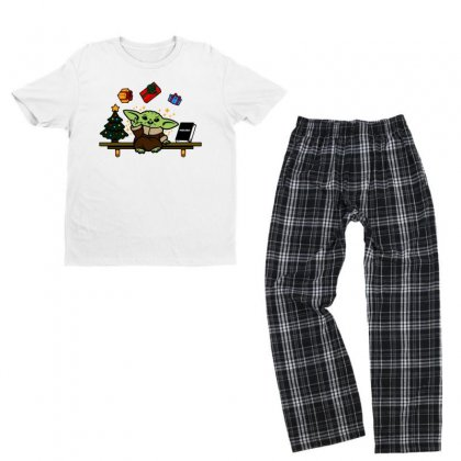 Baby On The Shelf Meme Youth T-shirt Pajama Set Designed By Just4you
