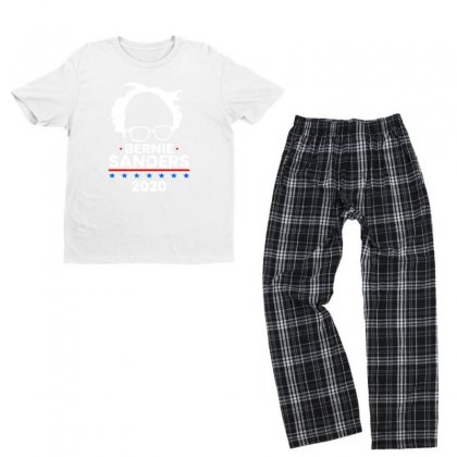 Bernie 2020 Sanders 2 Youth T-shirt Pajama Set Designed By Just4you