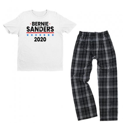 Bernie Sanders 2020 Youth T-shirt Pajama Set Designed By Just4you