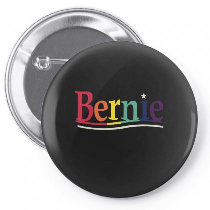 Bernie Pin-back Button Designed By Just4you