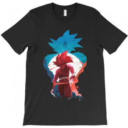 Dbz T-shirt Designed By Just4you