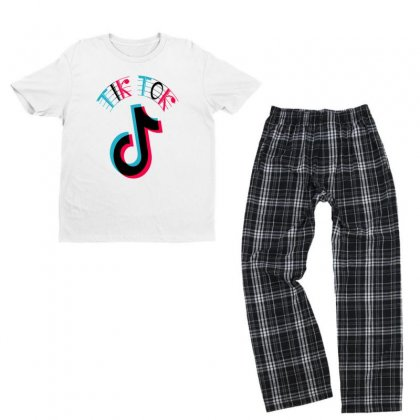 Musically Youth T-shirt Pajama Set Designed By Just4you