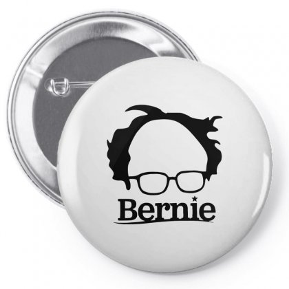 Sanders 2020   Black Pin-back Button Designed By Just4you