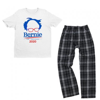 Sanders 2020 Birnie Youth T-shirt Pajama Set Designed By Just4you