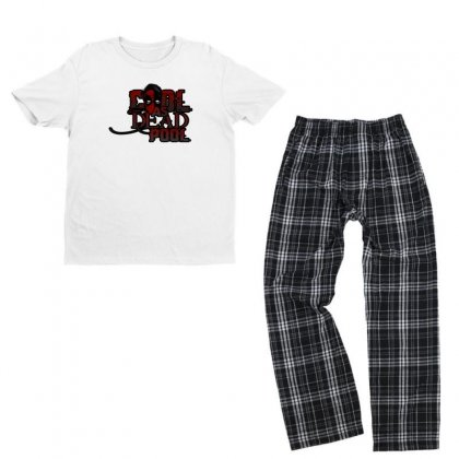 Cool Youth T-shirt Pajama Set Designed By Paul003