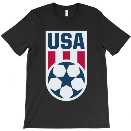 Usa Ball T-shirt Designed By Just4you
