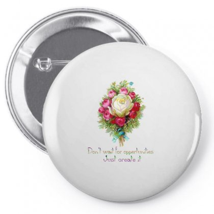 Blossom Of Love Pin-back Button Designed By Btqe International