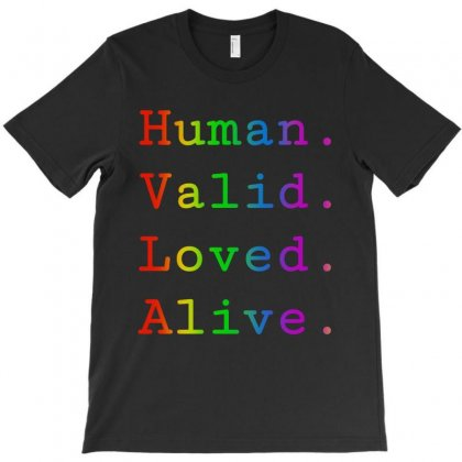 Human Alive T-shirt Designed By Just4you