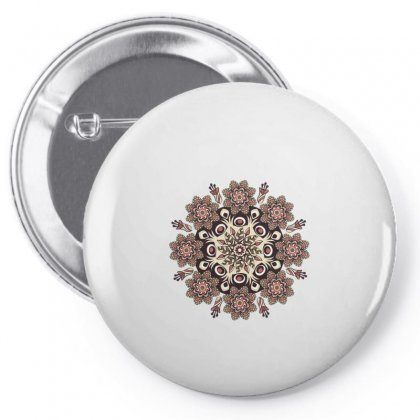 Ethnic Handicraft Pin-back Button Designed By Artist1