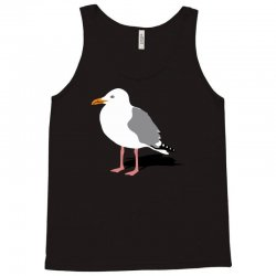 standing seagull funny Tank Top | Artistshot