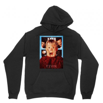 Funny Home Alone Unisex Hoodie Designed By Just4you