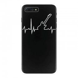 bass guitar heartbeat iPhone 7 Plus Case | Artistshot