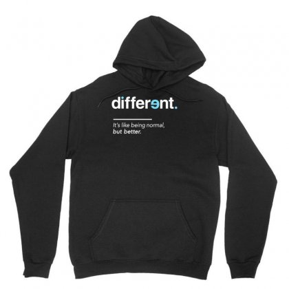 Be Different Shirt For Autism Awareness Unisex Hoodie Designed By Milamaftah