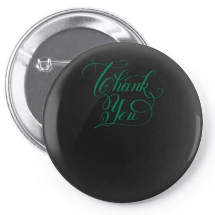 Thank You Pin-back Button Designed By S4bilal