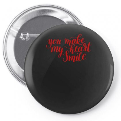 You Make My Heart Pin-back Button Designed By S4bilal