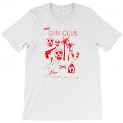 The Gun Club T-Shirt | Artistshot