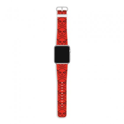 Owl Apple Watch Band Designed By Nabilzd