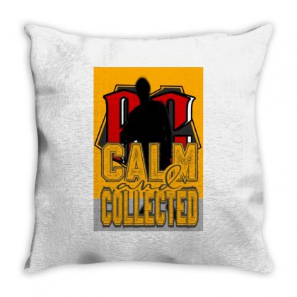 Pdc Calm Throw Pillow Designed By Idealist-003