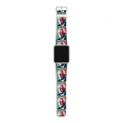 Bernie Sanders Hope Apple Watch Band Designed By Honeysuckle
