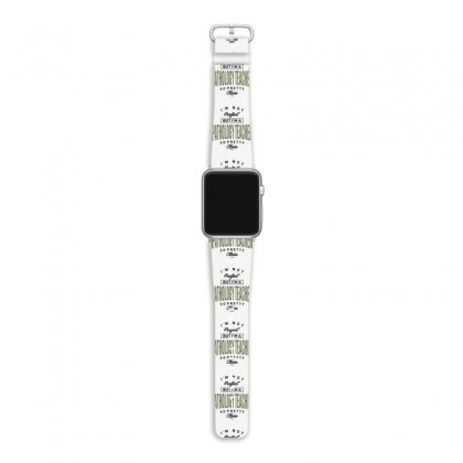 Pathology Teacher Apple Watch Band Designed By Chris Ceconello