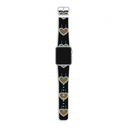 Lebkuchenherz Oktoberfest Apple Watch Band Designed By S4bilal