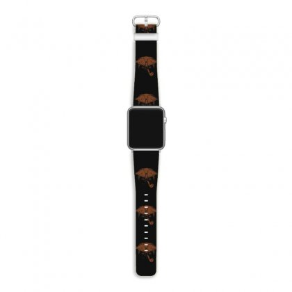 Smoking Apple Watch Band Designed By S4bilal