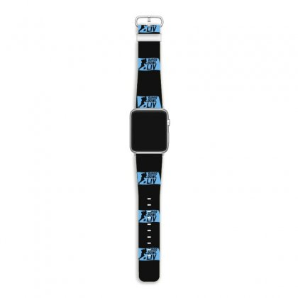 Super Bowl Flag Apple Watch Band Designed By S4bilal