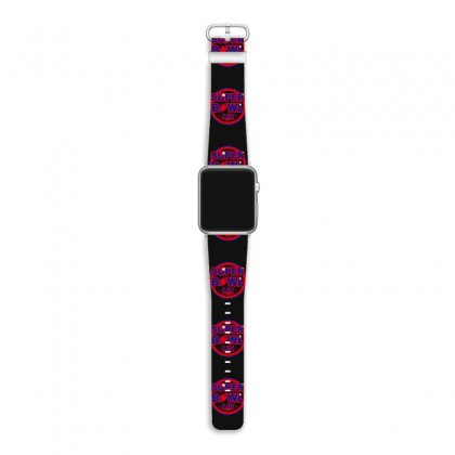 Super Bowl Liv Apple Watch Band Designed By S4bilal