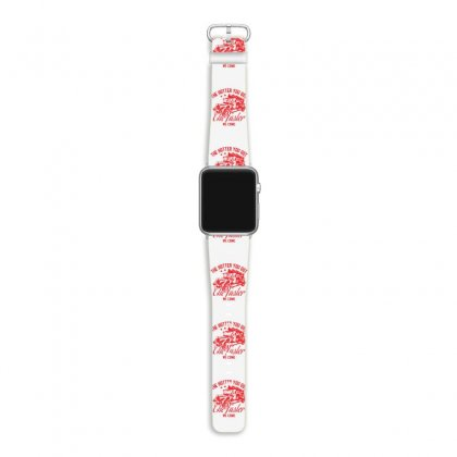 The Hotter You Got Apple Watch Band Designed By S4bilal