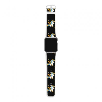 Unicorn Squad Apple Watch Band Designed By S4bilal
