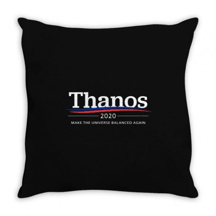 Make The Universe Balanced Again Throw Pillow Designed By Jablay