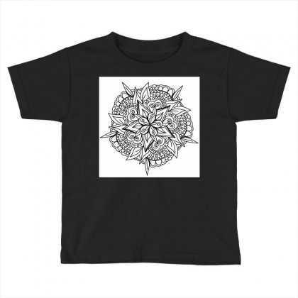 Drawing,ethnic,handicraft,unique,natural,handmade,old Fashion,teenager Toddler T-shirt Designed By Artist1
