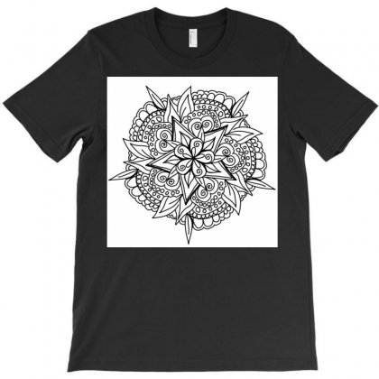 Drawing,ethnic,handicraft,unique,natural,handmade,old Fashion,teenager T-shirt Designed By Artist1