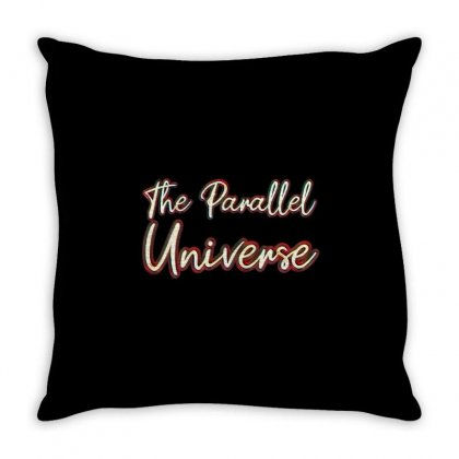 Universe Throw Pillow Designed By Idealist-003