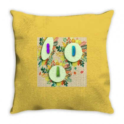 Party Wear Throw Pillow Designed By Darshan International