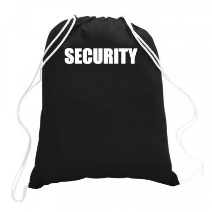 Security Drawstring Bags Designed By F4j4r