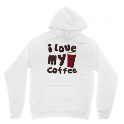 Longtime Coffee Love Unisex Hoodie Designed By Hoainv