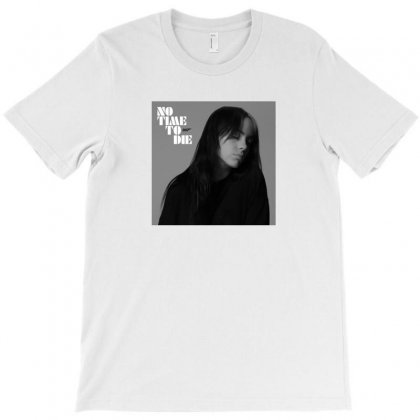 Billie Eilish No Time To Die T-shirt Designed By Rakuzan