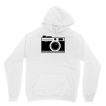 Hipster Camera Unisex Hoodie Designed By S4bilal