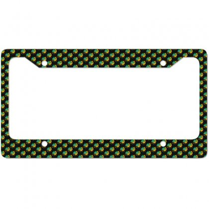 Think Green License Plate Frame Designed By S4bilal