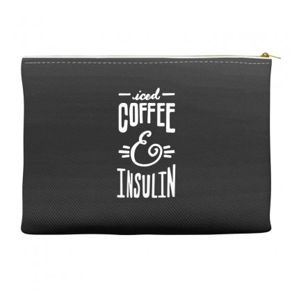 Diabetes Iced Coffee And Insulin Accessory Pouches Designed By Hoainv