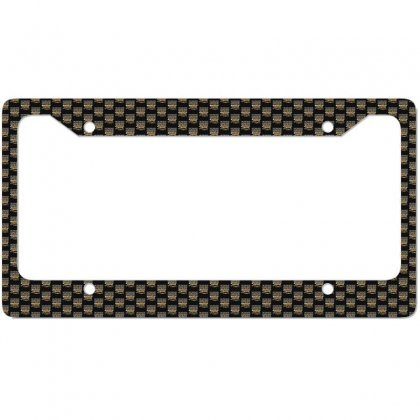 I Like Musical Theatre And Coffee License Plate Frame Designed By Hoainv