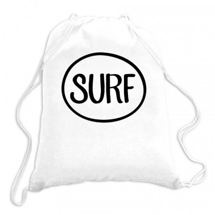 Surf T Shirt Drawstring Bags Designed By Hoainv