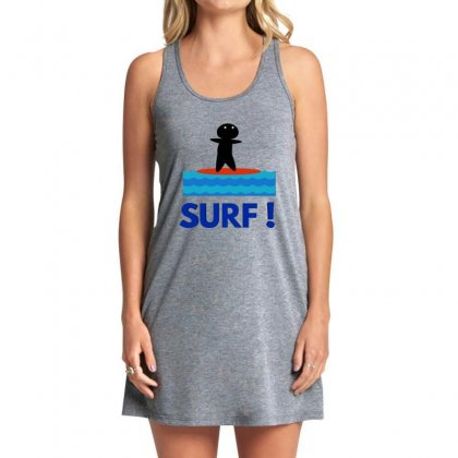 Surf Tank Dress Designed By Hoainv