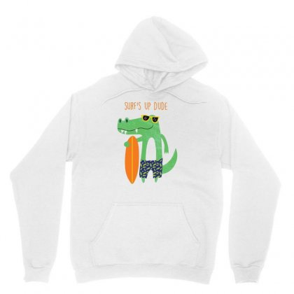 Surfer Dude Unisex Hoodie Designed By Hoainv