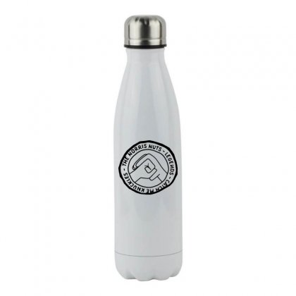Norris Nuts - Legends Stainless Steel Water Bottle Designed By Rakuzan