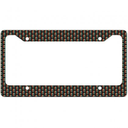 Daddy Surfing License Plate Frame Designed By Hoainv